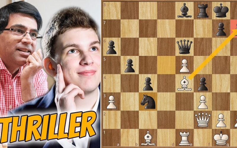 Finals On The Line Duda Vs Anand Fide Online Olympiad 2020 Chessterra Com